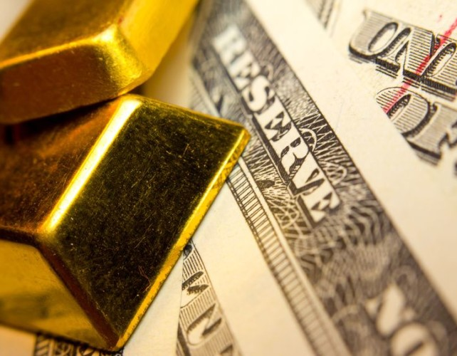 USD short covering continues fueling the rebound ahead of fed minutes; Gold sells off