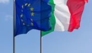 Euro gains relief as Italy worries ebb